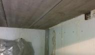 Кровля гаража переоборудованного под морозильную камеру