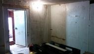 Стены гаража из сендвич панелей