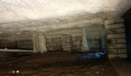 Утепление жестким пенополиуретаном (ППУ) перекрытия пола веранды частного дома