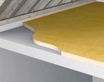 Теплоизоляция пенополиуретаном чердачного бетонного перекрытия