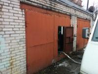 Внутреннее утепление пенополиуретаном кровли бетонного гаража, переоборудованного под морозильную камеру