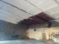 Утепление пенополиуретаном скатной кровли промышленного здания ул. Крупской