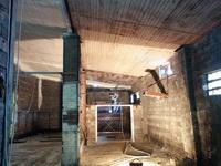 Внутренняя теплоизоляция пенополиуретаном (ППУ) скатной кровли промышленного здания